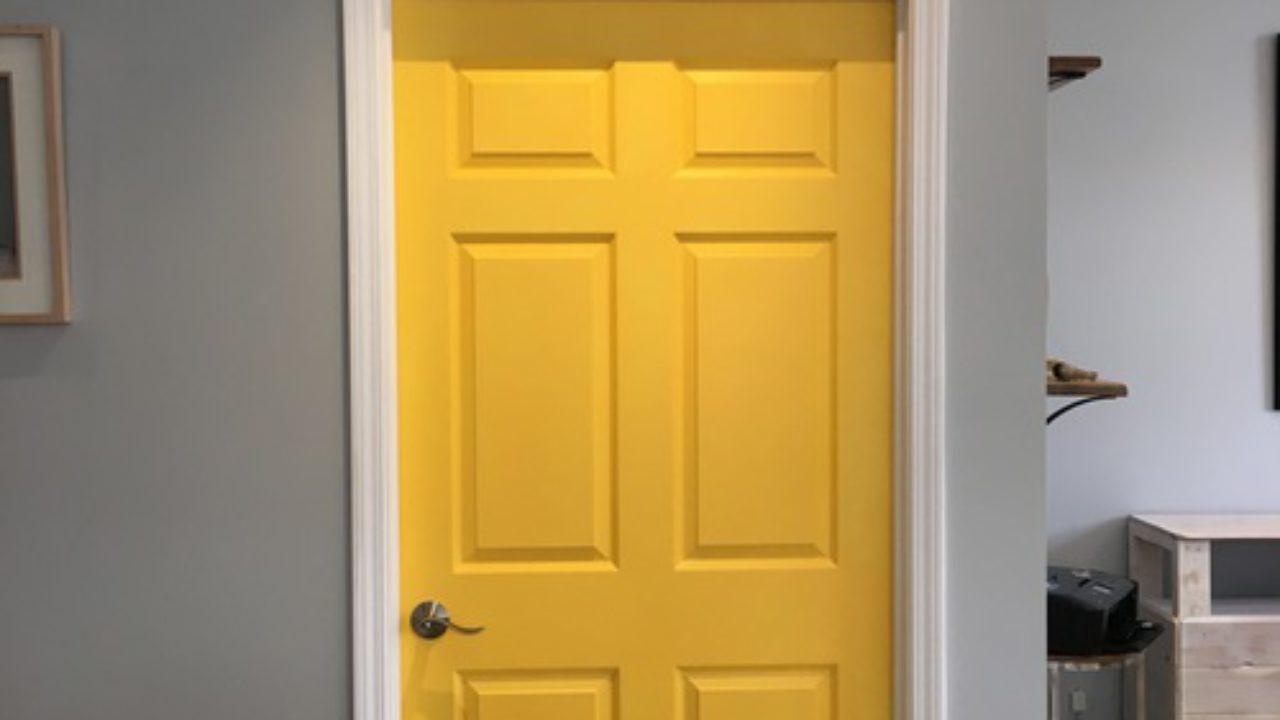 10 Colores Perfectos Para Pintar Las Puertas Interiores