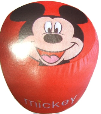 puf infantil mickey