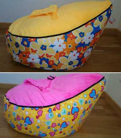 Puf hamaca para beb s confort dise o y funcionalidad - Hamaca de bano bebe ...