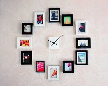 reloj_pared_diy_portarretratos