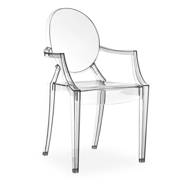 Silla Louis Ghost de Philippe Starck en Superestudio.com