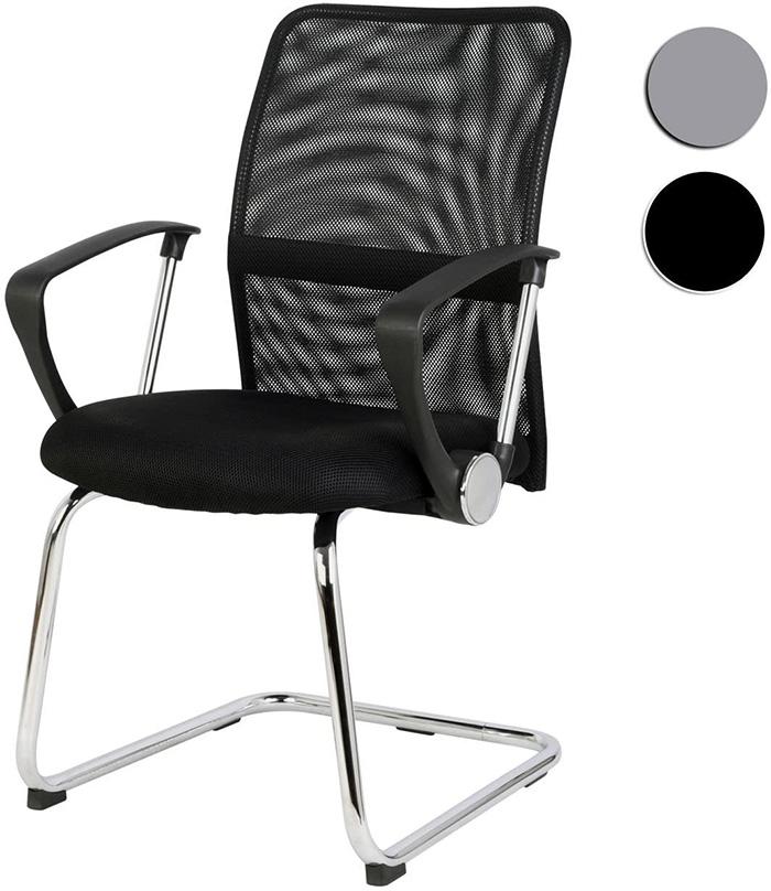 Silla de oficina en oferta, buena y barata, para el despacho en casa