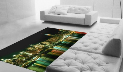 suelo decorativo skyline
