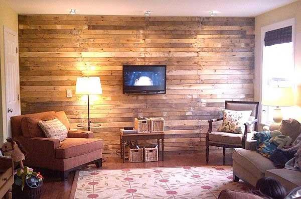 Tarima flotante en la pared rompe los moldes con esta idea mil ideas de decoraci n - Tarima flotante para cocinas ...