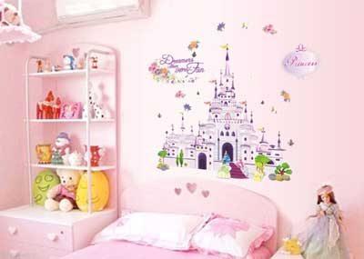 Vinilos decorativos para decorar una habitaci n infantil - Pegatinas disney para habitaciones ...